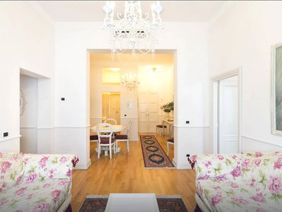 Photo for App. To Pistoia centro-Toscana, between Florence & Pisa - 2 bedrooms, bathroom, kitchen-4persons