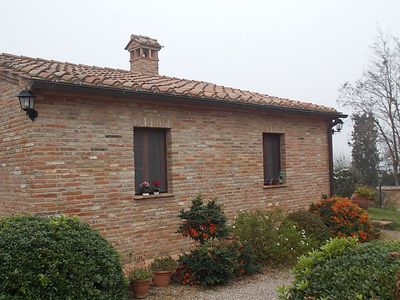 Photo for Apartment Fuoco in Montepulciano - 2 persons, 1 bedrooms