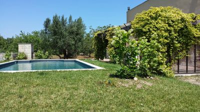 Photo for Secluded villa with private pool set in its own olive grove