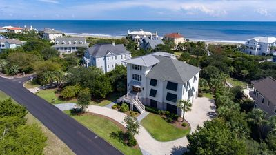 Photo for Spectacular Beachfront Home With All the Amenities You Need For a Perfect Vacation