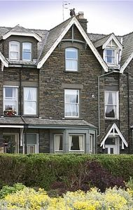 Photo for Fellview - Two Storey Apartment In Central Ambleside With Beautiful Fell Views.
