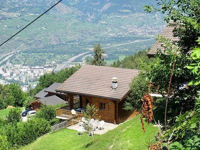 Photo for Vacation home Chalets Les Fontannets  in Veysonnaz, Les 4 Vallées ( Valais) - 10 persons, 5 bedrooms