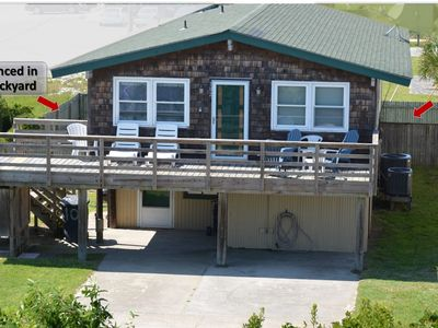 Photo for BACON in the SUN (OBX) - 5 Bedroom/3 Bath -Walk to Beach-Off Seas rates lowered