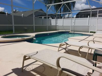 Photo for Disney Area Executive Pool & Spa Modern Villa Private Yard!!!!!!