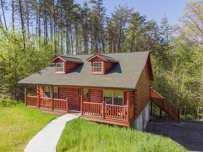 """Photo for ABSOLUTELY BRAND-NEW CABIN!!! """"Bear Necessities"""""""