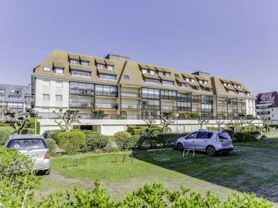 Photo for Apartment Deauville 2000 in Villers sur mer - 4 persons, 1 bedrooms