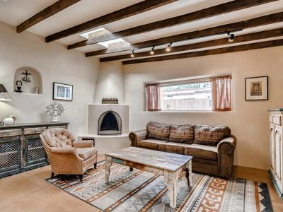 Photo for Modern Calm in Santa Fe ( Main Home & Private Casita )