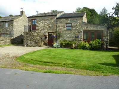 Photo for Converted Stable  in beautiful Bishopdale. Visit Britain 4 Star gold award