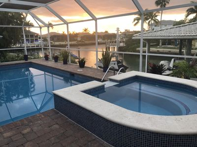 Photo for Newly Renovated Luxury Waterfront Home -5 Minute walk to Beach