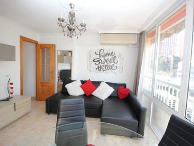 Photo for 2BR Apartment Vacation Rental in Benidorm, Valencian Community