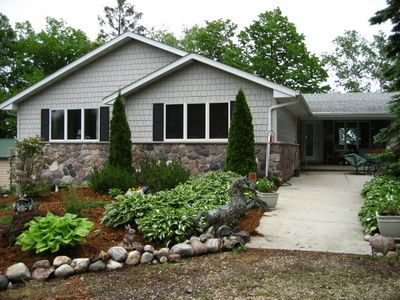 Photo for Private Lake Michigan Home ~ Just Steps From Beach ~ 9 Acres To Enjoy!