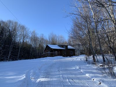 Photo for Minutes to Windham Mountain  2BR w Large Loft!