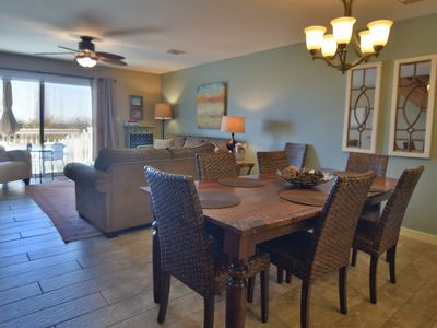 Photo for DIRECT ACCESS BEACH FRONT, 3 Bdrm-townhouse w/ AMAZING views-5 STAR RATING,