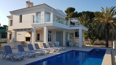 Photo for Holiday house Calpe for 8 persons with 4 bedrooms - Holiday house
