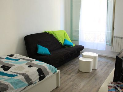 Photo for Studio 4 beds of 25m²
