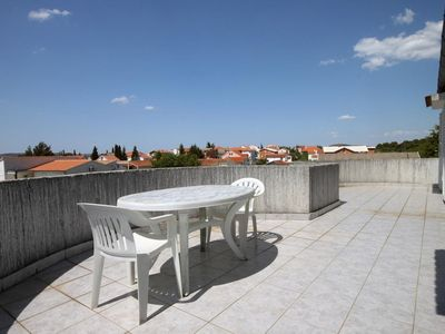 Photo for Three bedroom apartment with terrace Pirovac (Šibenik) (A-6276-a)