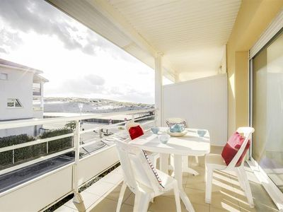 Photo for Biscarrosse Plage, apartment with 2 bedrooms for 4 people, closed to the beach