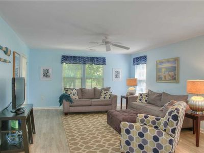 Photo for NEWLY FURNISHED! Breathtaking Golf Course Views!