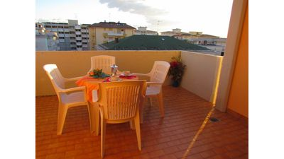 Photo for Quiet Condo Lido dei Pini - Close to the Beach - Aircondo - Private Parking