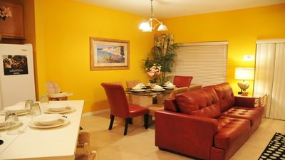 Photo for Spacious Townhouse - Cozy and Pretty Neighborhood near Disney