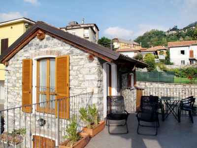 Photo for Vacation home Pieve (GRV102) in Gravedona - 4 persons, 1 bedrooms