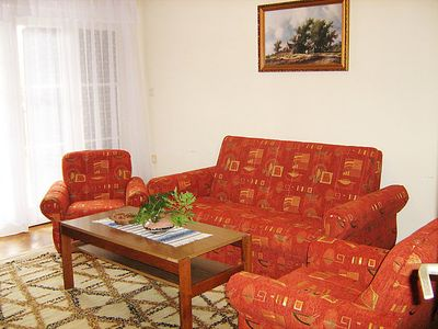 Photo for Vacation home Balaton H2050 in Balatonfoldvar/Balatonszarszo - 8 persons, 4 bedrooms