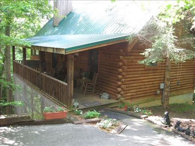 Photo for The Bears Den - Wonderful for a Romantic Retreat or a Family Vacation!