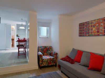 Photo for Studio Terrace Intendente apartment in Alfama with WiFi & private terrace.