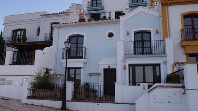 Photo for LUXURY 2 BED HOUSE TOWNHOUSE, MONTE MAYOR GATED COUNTRY PARK, BENAHAVIS