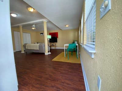 Photo for Beautiful cottage in Tampa. Walking distance to bars and restaurants.