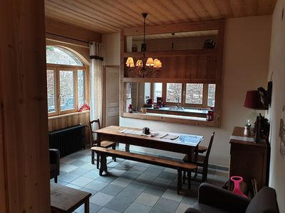 Photo for Apartment St Jean d Aulps near Morzine