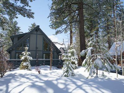 Photo for Comfy Great Location!  Close to Skiing, Truckee & Walkable to restaurants