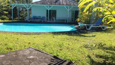 Photo for Homerez last minute deal - Beautiful studio with shared pool