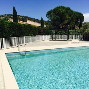 Photo for VILLA IN RESIDENCE AT THE FOOT OF LUBERON WITH SWIMMING POOL
