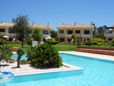 Photo for PERFECTLY LOCATED 4 BED VILLA ON A 5 STAR SPA & GOLF RESORT IN VILAMOURA