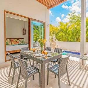 Photo for Your Stellar Sanctuary Townhome - Private Pool, Yoga & Beach Resort Access