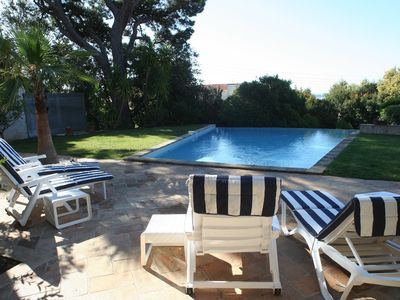 Photo for villa with stunning sea views and pool magnique