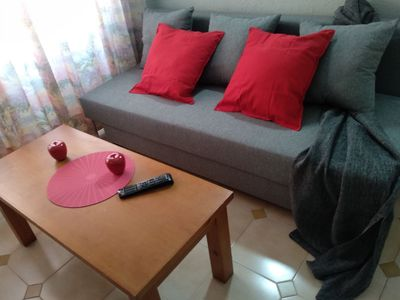 Photo for Suite Salado apartment in Triana with WiFi, air conditioning & lift.