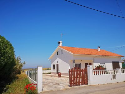 Photo for The house is in a peaceful village close to beach with barbecue and parking