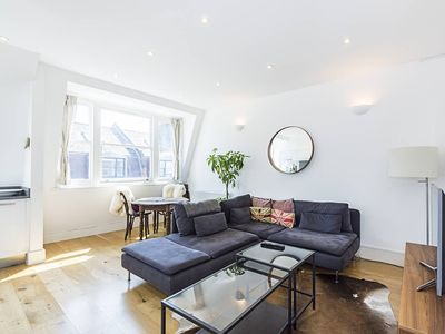 Photo for Newark Street Apt. · Bright Two Bedroom Apartment In Whitechapel