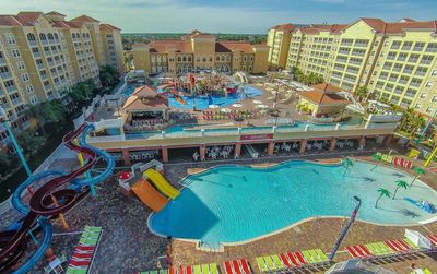 Photo for Two-Bedroom Deluxe Villa at Westgate Town Center Resort Only 3 Miles From Disney