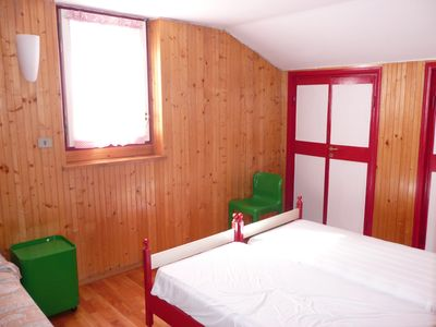 Appartement 10 - Chambre