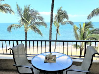Photo for UP TO 25% OFF!!  Ocean Front 1Bedroom  Condo at Sugar Beach Resort