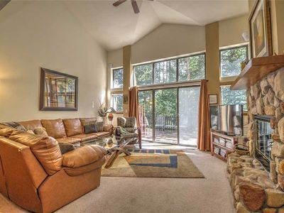 Photo for Beautiful Breckenridge Townhome! Private Hot Tub, Walk to Downtown, Garage Parking!