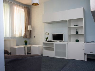 Photo for Apartment Balaton A455 in Keszthely/Balatonkeresztur - 2 persons, 1 bedrooms