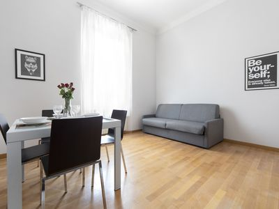 Photo for Brand new apt with WiFi in city center