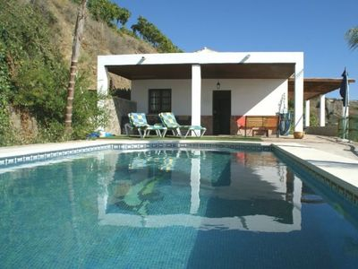 Photo for Country house, pool, barbecue, beautiful views