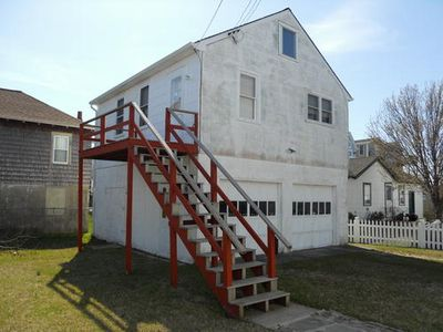 Photo for This 2 bedroom vintage cottage is located in the heart of old down town Sea Isle City.