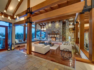 Photo for Belmont Estate | Heli-in/Heli-out | Hot Tub | Guest House | Concierge Services