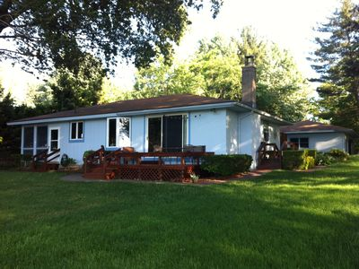 Photo for New Listing!! Cozy 3 Bedroom Cottage on Hutchins Lake